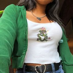 my outfit 💗🌱🐲 discovered by kelly ️ on We Heart It - Source by jjperlewitzz - Indie Outfits, 70s Outfits, Skater Girl Outfits, Cute Casual Outfits, Vintage Outfits, Fashion Outfits, Fashion Hacks, Fashion Clothes, Fashion Ideas