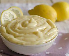 Crema al limone, ricetta base per farcire torte