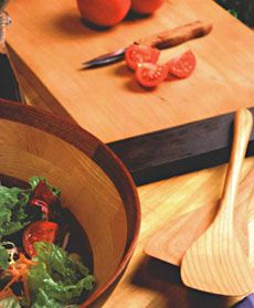 Food-Safe Finishes - Fine Woodworking Article