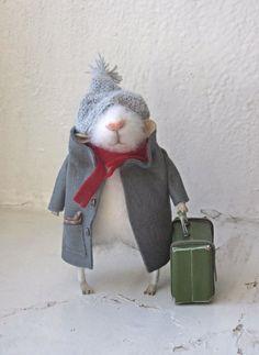 Новости. Traveling mouse.