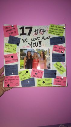 A Cute 18th Birthday Poster For Your Best Friend