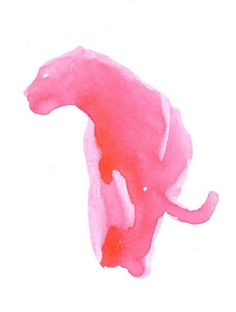 Pink panther - despite my hatred of pink, kinda love this