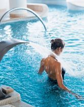 Excellence Riviera Cancun, adults-only all inclusive resort in Mexico #spa