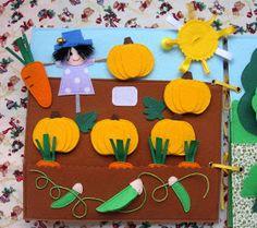 Развивающие книги своими руками на заказ в Волгодонске,Ростове-на-Дону. Книги и игрушки из фетра.