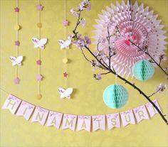 ひな祭りパーティー5|LittleLemonade|ARCHDAYS