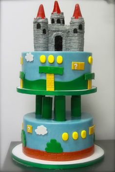 Kids Birthday Cakes « Sweet & Saucy Shop Sweet & Saucy Shop - We love and had to share!