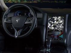 Dash - QNX 2015 Concept Car