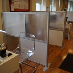 Low height office partitions to divide work spaces iDivide Your