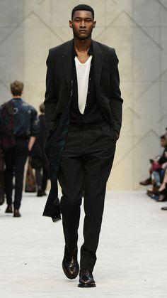 Burberry Prorsum Menswear A/W14 show