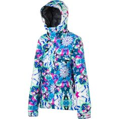 Volcom Slogan Insulated Jacket - Women\\\'s
