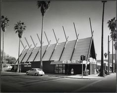 William Krisel, Architect Who Helped Define California Modernism, Dies At 92 : The Two-Way : NPR