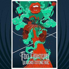 """36.7 mil curtidas, 293 comentários - Foo Fighters (@foofighters) no Instagram: """"PORTO ALEGRE! TONIGHT! @estadiobeirariooficial ! 🎫: LINK IN BIO . 16:00 Doors 18:00 @egokilltalent…"""""""