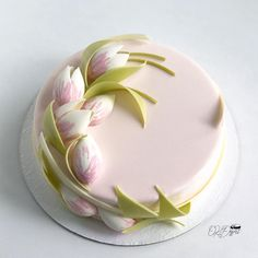 I want to tell you today As a true child, I … – Cake Types Pretty Cakes, Cute Cakes, Beautiful Cakes, Yummy Cakes, Amazing Cakes, Tulip Cake, Floral Cake, Cake Cookies, Cupcake Cakes
