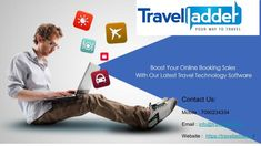 Travelladder is Expert in travel software development providing services on Online Booking Software, GDS Integrations, API/XML Integrations and CMS booking software. We are also into Destination Management Company(DMC) Software development.