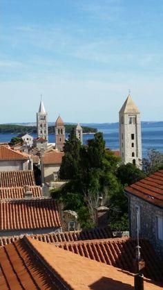 Kroatien/Rap Altstadt