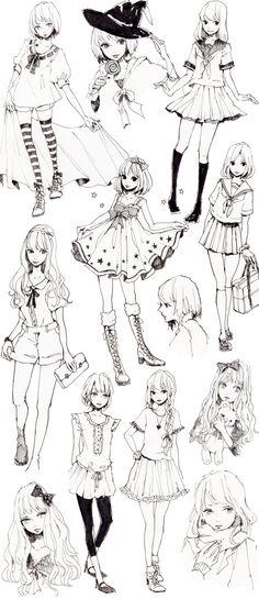 girl anime