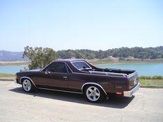 1981 El Camino | 1981's 1981 Chevrolet El Camino