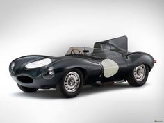 Jaguar D Type 1955 to 1957