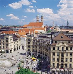 #Munich # Germany ~ Stachus