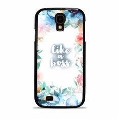 Like A Boss Samsung Galaxy S4 Case