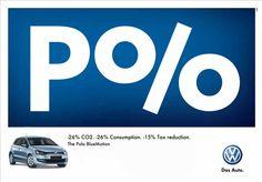 Volkswagen Polo: Percent