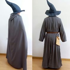 The Lord of the Rings Cosplay Costume Gandalf Grey Costume