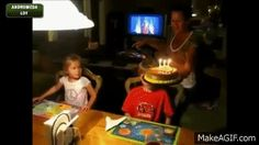 That moment when you stop trusting your elders. #epic_birthday_fails.