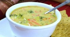 Fight Inflammation, Lose Weight With 3-Day Soup Detox
