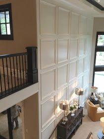 The Aqua House: Utah Valley Parade of Homes Round Up: What's trending in 2014 Home Renovation, Home Remodeling, Tall Wall Decor, Moldings And Trim, Moulding, Crown Moldings, Molding Ideas, Wall Trim, Parade Of Homes