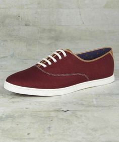 Fred Perry - Lily Canvas Shoe