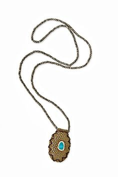 necklace boho