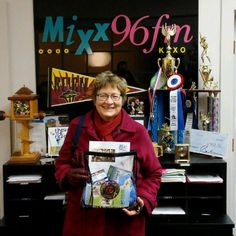 Congratulations to Brainstretcher winner Ann W! #winner #prize #radio #mymixx96
