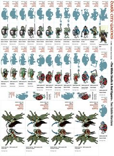 photo relating to Dnd Printable Minis known as 19 Suitable Free of charge Paper Miniature Sets shots Absolutely free paper