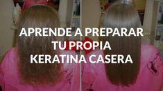 como hacer keratina casera Beauty Secrets, Natural Remedies, Facial, Hair Beauty, Long Hair Styles, Health, Tips, Medicine, Hair