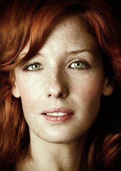 Kelly Reilly - another beautiful #redhead