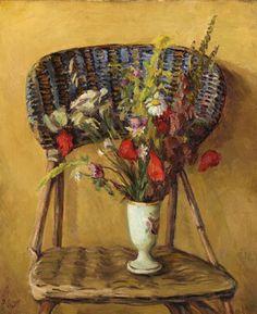 poboh: Wild flowers in Burgundy, Duncan Grant. Duncan Grant, Vanessa Bell, Virginia Woolf, Bloomsbury Group, Still Life Oil Painting, Hyperrealism, Still Life Art, Beautiful Paintings, Les Oeuvres