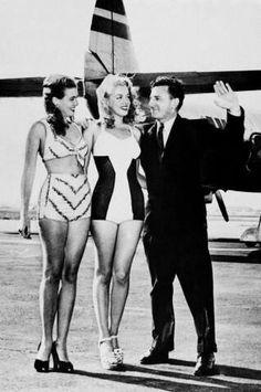 1947, Marilyn Monroe