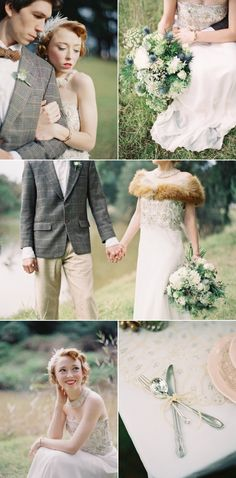 1920s wedding style- elegant and timeless