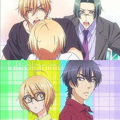Love Stage, Boys, Anime, Art, Baby Boys, Art Background, Kunst, Cartoon Movies, Anime Music