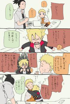 Father&son かわいいー!