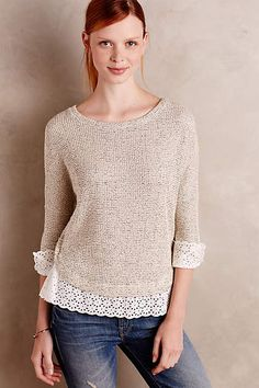 Nolina Pullover - anthropologie.com
