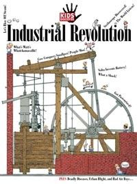 Industrial Revolution Kids Discover Magazine