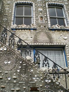 Shell House, Polperro, Cornwall