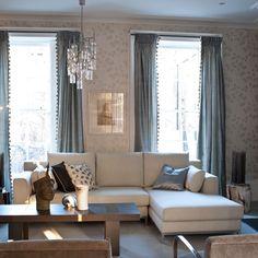 romantic soft and stylish lounge