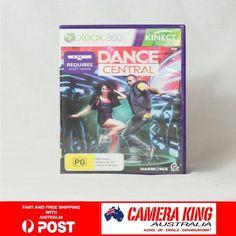 Dance Central for Xbox 360 PAL AUSTRALIA