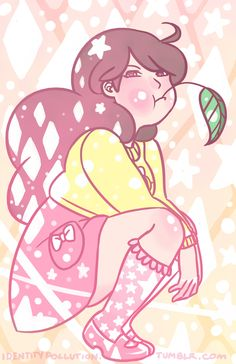 The new episodes for Bee and Puppycat came out~! I am all about this show.