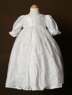 Chloe' Baptism Dress