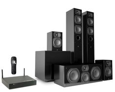 Aperion Revolutionizes Wireless Audio for the Home Theater