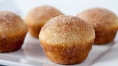 A light and delicate crumb that's like a cross between a scone and a biscuit. These delectable French Breakfast Muffins are the perfect start to any day. French Toast Muffins, Breakfast Muffins, Breakfast Dishes, Breakfast Ideas, Cinnamon Sugar Muffins, Simple Muffin Recipe, Homemade Muffins, Christmas Breakfast, Muffin Recipes