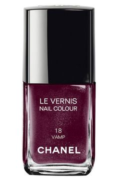 CHANEL LE VERNIS NAIL COLOUR         $27.00